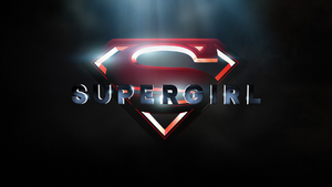 Supergirl (season 3) title card
