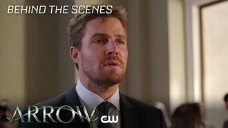 Arrow Inside The Ties That Bind The CW