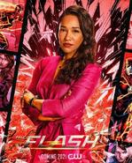 Iris West promotional image (Season 7)