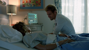 John Constantine stay with Zed Martin in hospital (1)