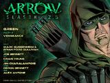 Vengeance (Arrow: Season 2.5 issue)