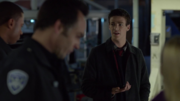 Barry Allen meet Oliver, Felicity, John and Quentin