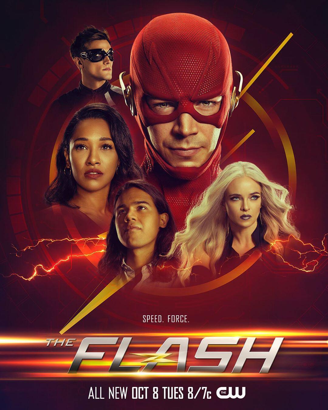 Flash film poster