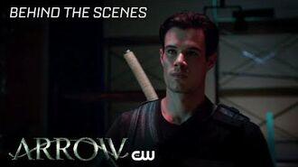 Arrow Inside Promises Kept The CW