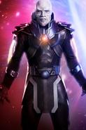 Crisis on Infinite Earths - LaMonica Garrett as the Anti-Monitor first look