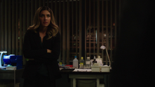 Dinah demands to know what is happening with Diggle