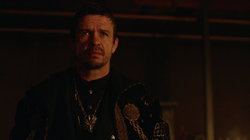 Ra's al Ghul meets Oliver Queen for the first time
