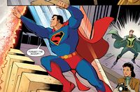 Superman (Tierra-F) comic
