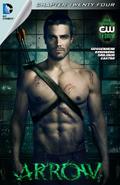 Arrow capítulo 24 portada digital