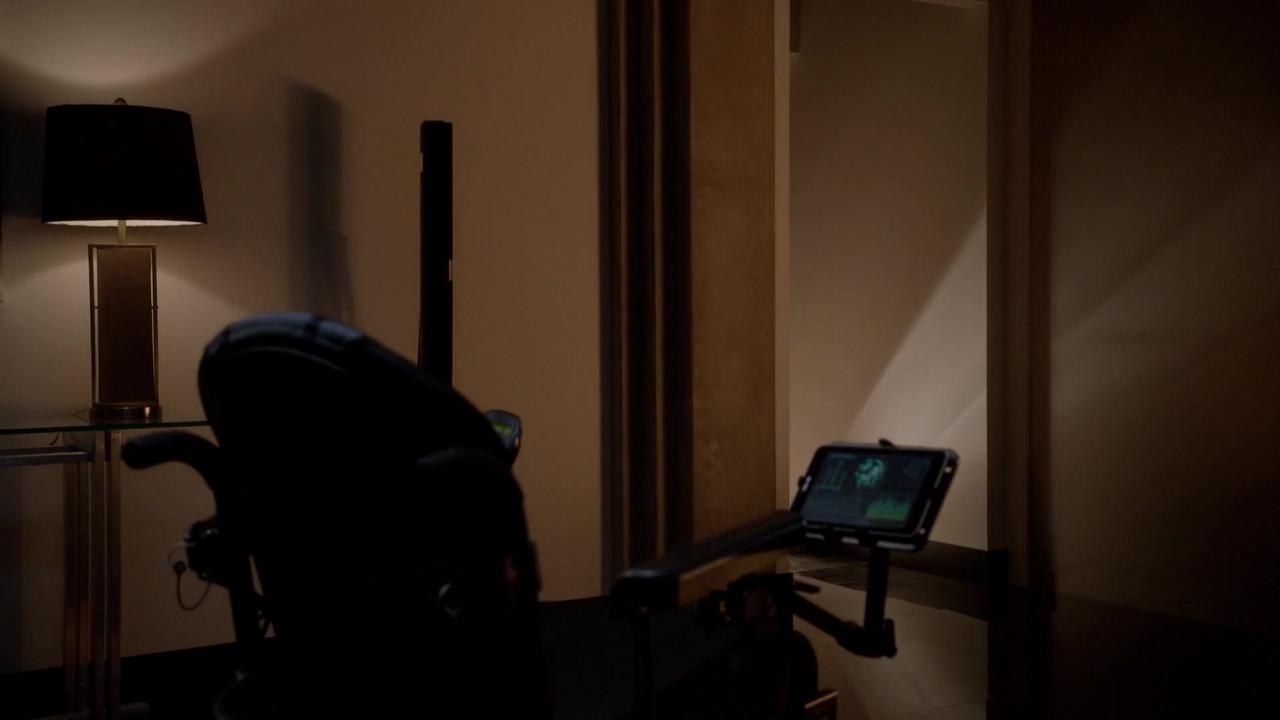 Eobard Thawne's wheelchair | Arrowverse Wiki | FANDOM