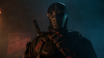 Grant Wilson as Deathstroke