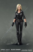 The Canary concept art