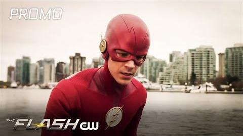 The Flash King Shark vs. Gorilla Grodd Promo The CW