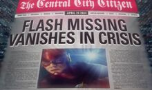 Flash 19 crisis
