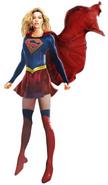 Supergirl costume design concept artwork