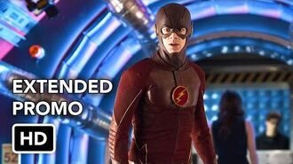 "The Flash 2x17 Extended Promo ""Flash Back"" (HD)"