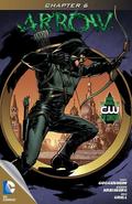 Arrow capítulo 6 portada digital