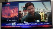 Maxwell Lord talking on KSFZ News