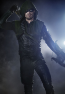 The Arrow season 3 updated costume