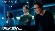 The Flash Therefore She Is Scene The CW