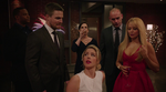 Felicity and Oliver meet Donna and Quentin