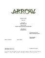 Arrow script title page - Schism.png