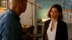 James Olsen and Lucy Lane