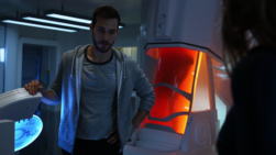 Mon-El reveals he went to the future