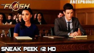 "The Flash 4x10 Sneak Peek 2 Season 4 Episode 10 HD ""The Trial of The Flash"""