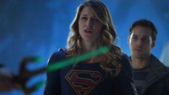 Supergirl 2x17 Mon-El's Mother Hurts Kara With Kryptonite
