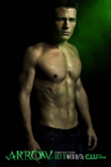 Roy Harper season 2 shirtless promo