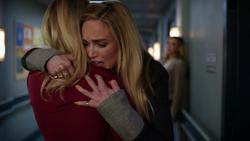 Sara e Felicity