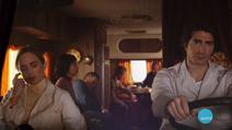As Lendas no trailer