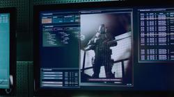 Deathstroke's A.R.G.U.S. profile