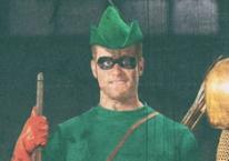 Green Arrow - Stargirl