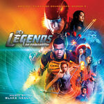 Legends of Tomorrow Season 2 Original Television Soundtrack