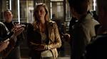 Laurel (E2) podaje się w mediach za zamordowaną Laurel Lance