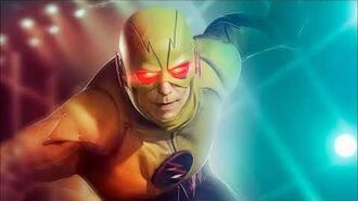 Reverse-Flash Complete Theme