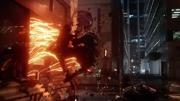 The Flash (alternative version) superspeed