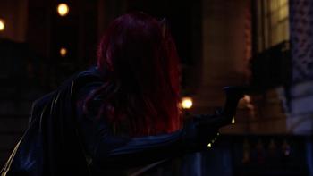 Kate's batarang