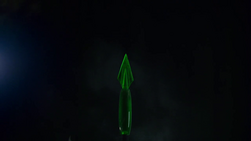 Kryptonite arrow
