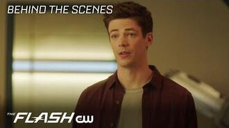 The Flash Inside Think Fast The CW