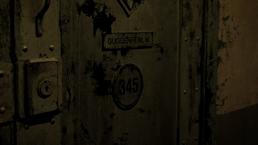 M. Guggenheim cell door