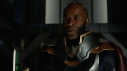 Novu tells the heroes of Earth-38's destruction