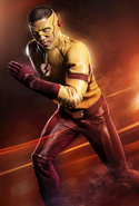 The Flash season 3 promo - First look at Kid Flash 2