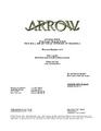 Arrow script title page - Beyond Redemption.png
