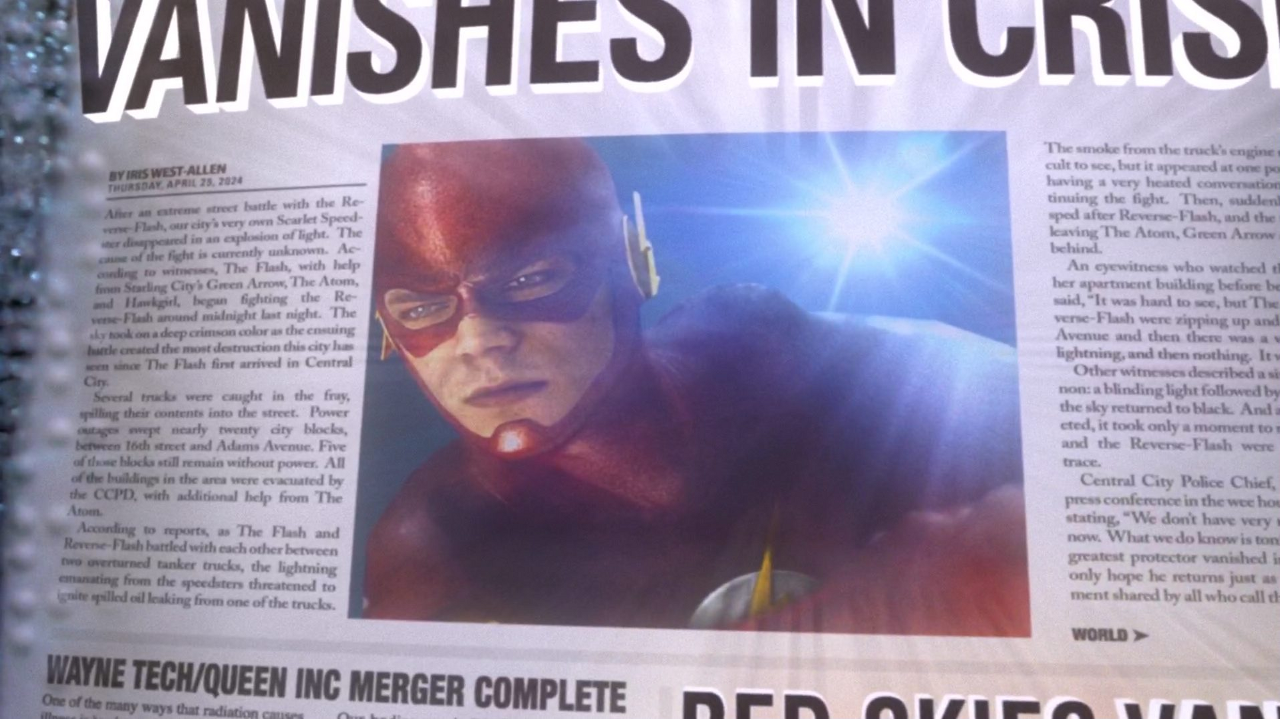 Crisis of 2019 | Arrowverse Wiki | FANDOM powered by Wikia