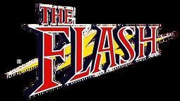 The Flash 1990 logo