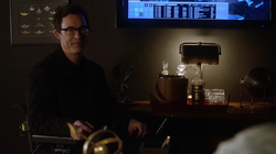 Eobard confronts Eiling