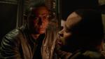 John Diggle kill his brother and cry